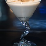 Brandy Alexander $8 - Mix it up with Brandy, Crème de Cocoa, and Cream. Top it all of w/ a sprinkle of nutmeg.