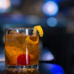 Old Fashioned $8 - A timeless cocktail made w/ your favorite whiskey, bitters, a muddled orange, & a cherry.