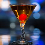 Manhattan $8 - Keep things simple with you choice of Whiskey, some sweet vermouth, & a dash of bitters.                             Or call it a Rob Roy by using your favorite Scotch.