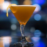 Sidecar $8 - Made with the perfect blend of Congac, Cointreau, Lemon Juice and a touch of Sugar.