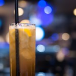 "Long Island Ice Tea - Vodka, Gin, Tequila, Rum, Triple Sec, Sweet & Sour, and Coke. Yes Please.  Make it a Tokyo Tea or an AMF for $1. Or go ""Top Shelf"" for just $2."