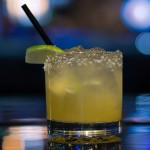 Margarita $7 - Get the original tequila drink we all love or try one of the following flavors: Lychee, or Strawberry.