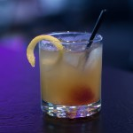 Whiskey Sour $7 - Three awesome ingredients. Whiskey. Fresh-squeezed lemon juice. Simple Syrup.