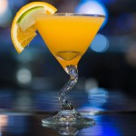 The Stork Club $9 - Named after a famous New York City Night Club this is the best Gin drink you've never tried. Tanqueray, Cointreau, Orange Juice, Lime Juice, and Bitters.